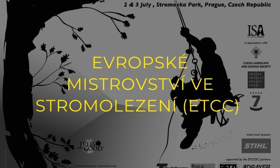 Evropské mistrovství ve stromolezení (ETCC)