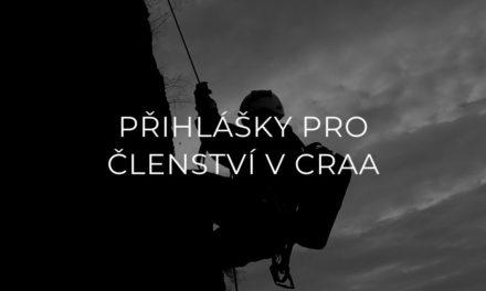 (Čeština) Přihlášky pro členství v CRAA pro fyzické a právnické osoby
