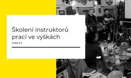 (Čeština) Opakovací školení instruktorů prací ve výškách