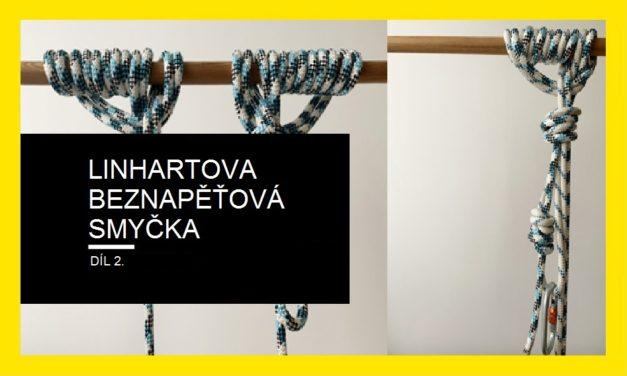 (Čeština) Kotvicí uzel – Linhartova beznapěťová smyčka, díl 2.