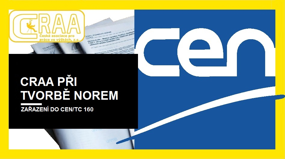 CRAA se podílí na tvorbě technických norem